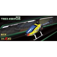 ALIGN (RH45E09X) T-Rex 450 Plus DFC Super Combo BTF
