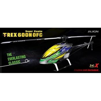 ALIGN (RH60N01X) T-Rex 600 Nitro DFC Super Combo
