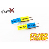 CopterX (CA180-030) Crystal - 35MHz