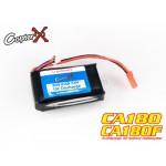 CopterX (CA180-033) Li-po Battery (7.4V 800mAh 10C)