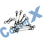 CopterX (CX200-01-12) Linkage Rod Set