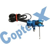 CopterX (CX200-02-11) Metal Tail Unit (V3 version)
