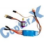 CopterX (CX200-10-00) 200L Brushless Motor (2800KV) & 30A Brushless ESC with BEC