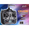 CopterX (CX-CT6C) 2.4GHz 6CH Transmitter with CX-CR6C ReceiverCopterX CX 250 Flybarless Parts