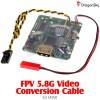 DragonSky (DS-FPV-VC-HDMI) FPV 5.8G Video Conversion Cable for HDMI