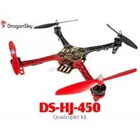 DragonSky (DS-HJ-450) Quadcopter Kit