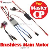 DragonSky (DS-MASTER-CP-BL) Master CP Brushless Main Motor Upgrade Set