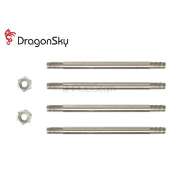 DragonSky Belt CP Feathering Shaft (EK1-0540)Esky E013/E014 Belt-CP Parts