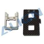 ALIGN (HS1246-00) Battery Mounting Plate/3KBlack HS1246-00