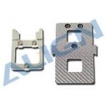 ALIGN (HS1246-75) Battery Mounting Plate/1KSilver HS1246-75