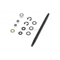 AR Racing (X-034) Rear Wheel Shaft with Spacers