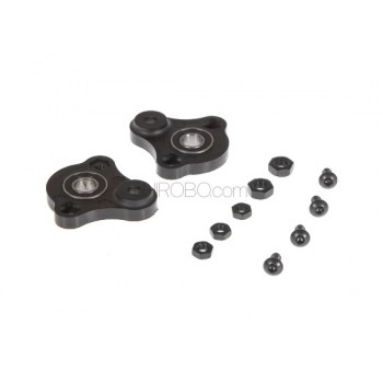 AR Racing (X-319) Swing Arm Bearing Case with BearingsMotard Parts