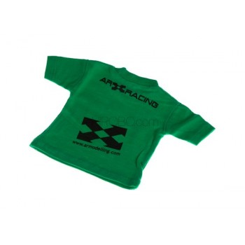 AR Racing (X-501-G) T-shirt for Driver (Green)Motard Parts