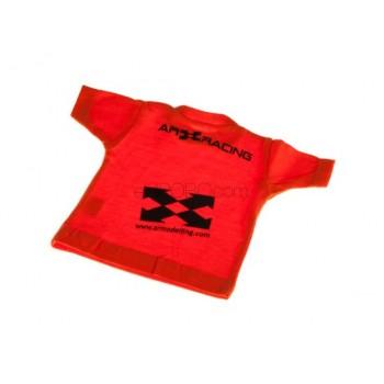 AR Racing (X-501-O) T-shirt for Driver (Orange)Motard Parts