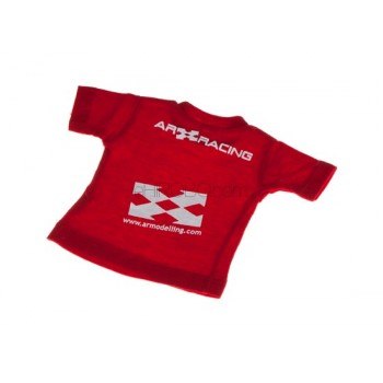AR Racing (X-501-R) T-shirt for Driver (Red)Motard Parts