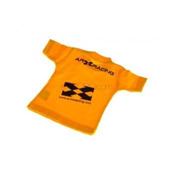 AR Racing (X-501-Y) T-shirt for Driver (Yellow)Motard Parts
