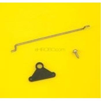 Art-Tech (H3D017) Triangle rocker arm Lever(1.2x63)Falcon 400 3D V2 Parts
