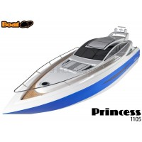 BoatCD (1105) Princess Electric Brushless RC Boat ARR
