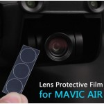 3pcs/set Camera Lens Protective Film Flexible Fiberglass Film for DJI MAVIC AIR