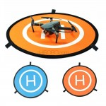 DJI Mavic Air Pro / Platinum Spark Phantom 3 4 Pro Accessories 75cm RC Drone Parking Apron Mini Fast-fold Landing Pad - Universal Waterproof Diameter 75cm/29cm Portable Foldable Parking Apron Mini Helipad