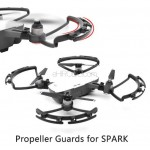DJI SPARK Propellers Guards Spring Shock Absorbption Propeller Shielding Rings Protector Shock Absorbing Bumper