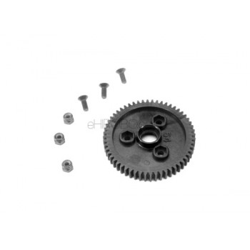 EDAM (SH00520) 2-Speed Gear 54T 2nd. (op)Spirit Parts