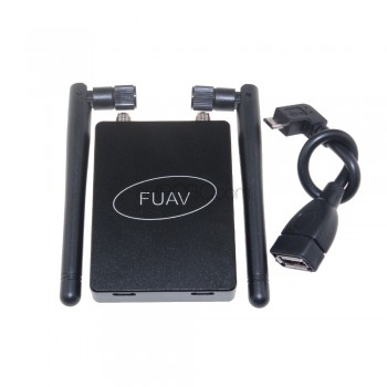 FUAV 5 8GHz OTG Receiver - 5 8Ghz signal Convert to WIFI signal for iPhone  or data signal for Android Phone APP