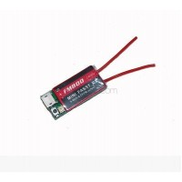 FM800 for Futaba FASST 2.4G 8CH Compatible Mini Receiver Rx S-Bus & CPPM Output for RC FPV Racing Drone