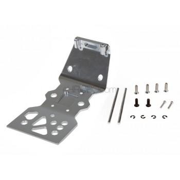 XCar (XL-1-1002S-85234-S) Heavy Duty Alloy Savage Skid plateSavage Parts