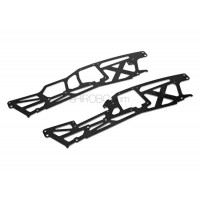 XCar (XL-1-1015-73941) 3.2mm Carbon fiber Savage XL main Chassis