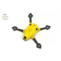 KINGKONG 110GT Carbon Fiber Frame Kit Set 117mm Racing Drone Spare Part