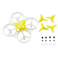 KINGKONG TINY6 TINY 6 Frame Kit Set 31mm 3 Blade Propeller 65mm Racing Drone Spare Part