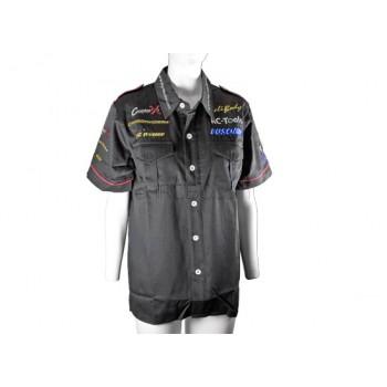 KY Model (KY-BUTTON-SHIRT-S) Button Shirt (S)
