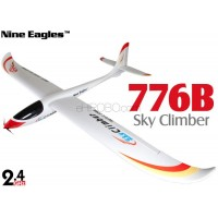Nine Eagles (NE-R/C-776B) 4CH Sky Climber Brushless Airplane RTF - 2.4GHz