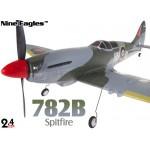 Nine Eagles (NE-R/C-782B) 4CH Splitfire Brushless Airplane RTF - 2.4GHz
