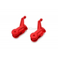 Nine Eagles (NE400271) Metal Rotor Clip Set (Red)