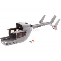 Nine Eagles (NE400498) Rear Cabin Set (Army Gray)
