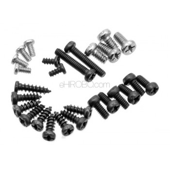 Nine Eagles (NE400589) Screw SetNine Eagles 125A V2 Parts