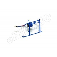 Nine Eagles (NE402320010A) Landing Skids with Plug (Blue)