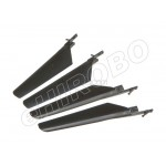 Nine Eagles (NE4210004) Main Rotor Blades (Black)