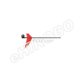 Nine Eagles (NE4260007) Tail set (Red)Nine Eagles 260A Parts