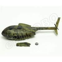 Nine Eagles (NE4312013) Cabin Set (Camouflage Green)