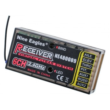 Nine Eagles (NE480089) Receiver SetNine Eagles 287A Parts