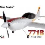 Nine Eagles (NE-R/C-771B-R) 4CH Xtra300 Airplane RTF (Red) - 2.4GHz