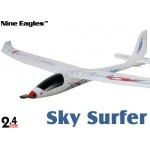 Nine Eagles (NE-R/C-781B) 4CH SKY SURFER RTF Airplane - 2.4GHz