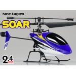 Nine Eagles (NE-R/C-260A-SOAR) 4CH SOAR (SOLO PRO) Micro Helicopter RTF - 2.4GHz