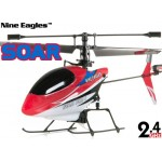Nine Eagles (NE-R/C-260A-SOARI) 4CH SOAR (SOLO PROI) Micro Helicopter RTF - 2.4GHz