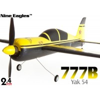 Nine Eagles (NE-R/C-777B) 4CH Yak54 RTF Ariplane - 2.4GHz