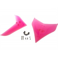 HIROBO (#0402-634) HIROBO Clear Tail fin set