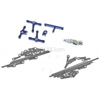 HIROBO (#0412-196) HIROBO SD-G SWM PUSH-PULL LINKAGE SET